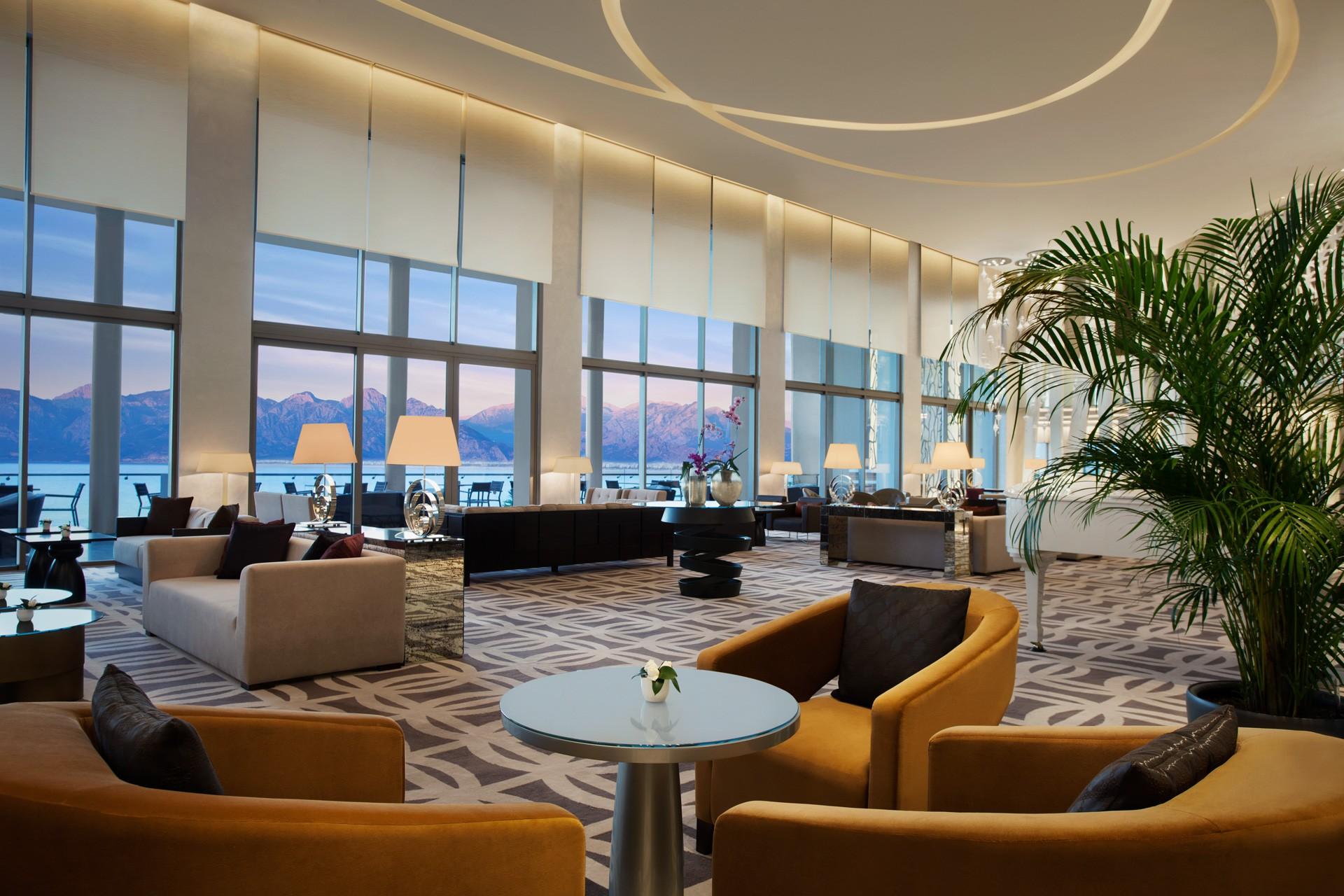 Akra Barut | Lobby Lounge