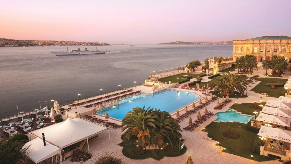 Hotel Video | Ciragan Palace Kempinski