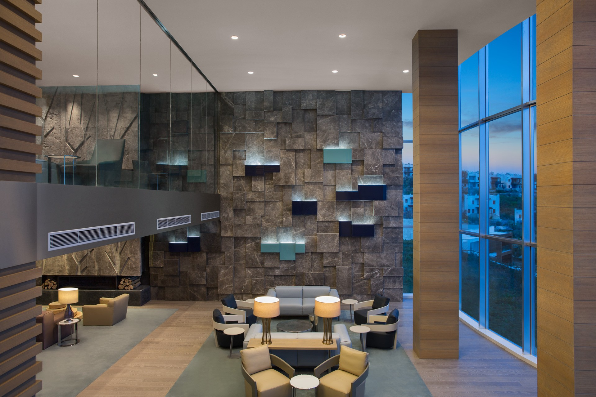 JW Marriott Bodrum | Lobby Lounge