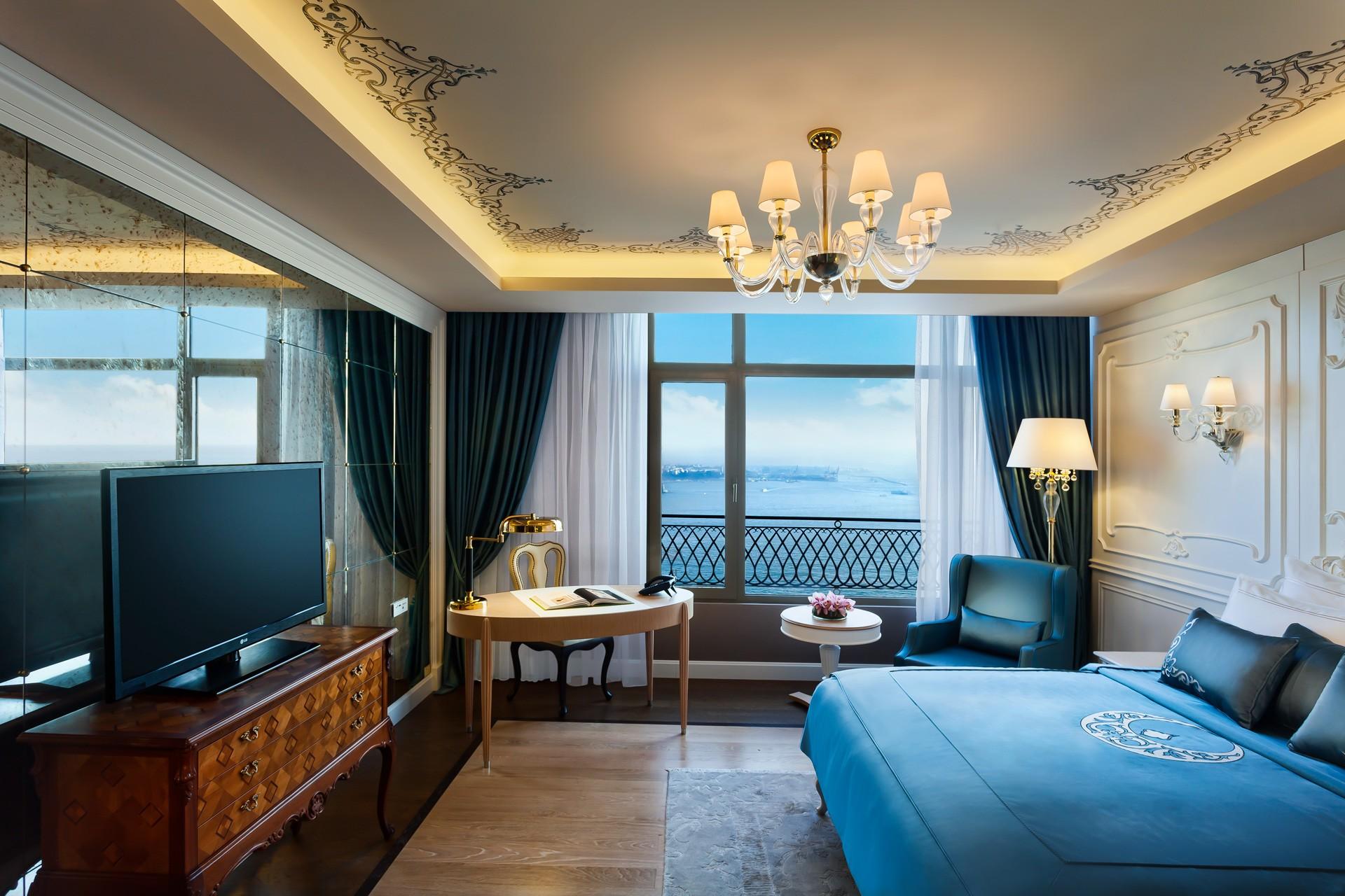 Park Bosphorus Istanbul | Deluxe Room