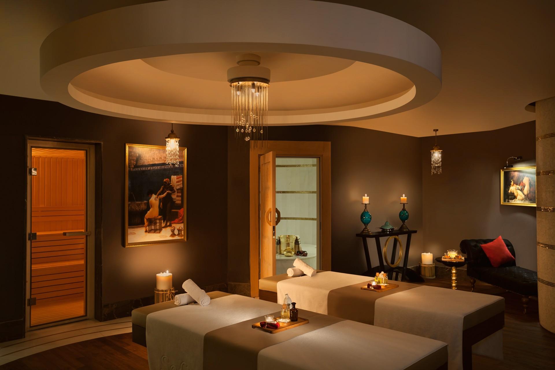 Park Bosphorus Istanbul | VIP Massage Room