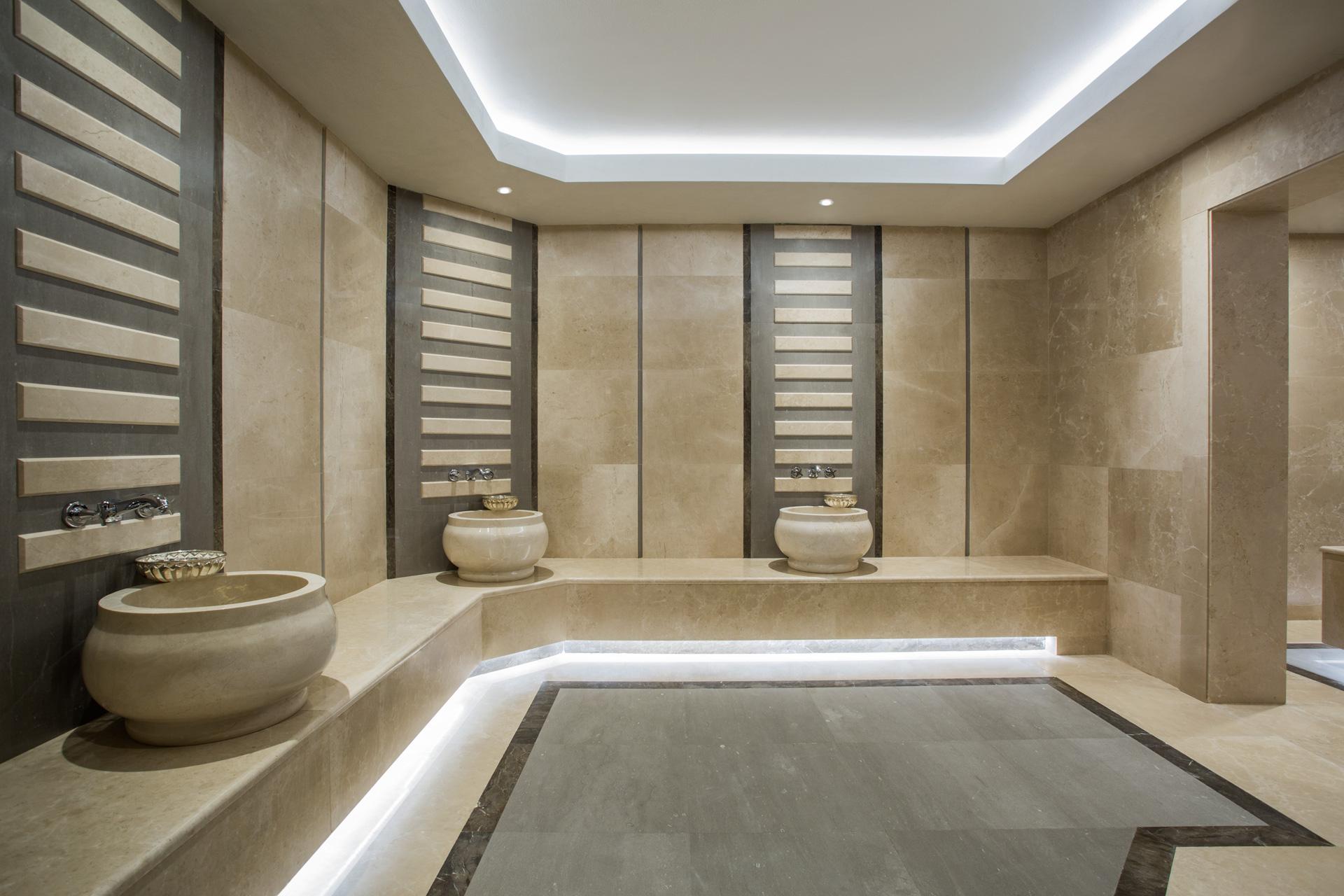 Regnum Crown Villa | Turkish Bath