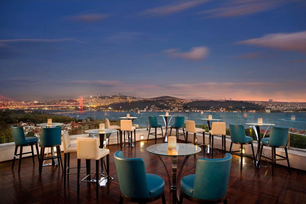 Hotel Photography | Conrad Istanbul Bosphorus