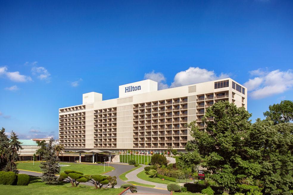 Hotel Photography | Hilton Istanbul Bosphorus Hotel