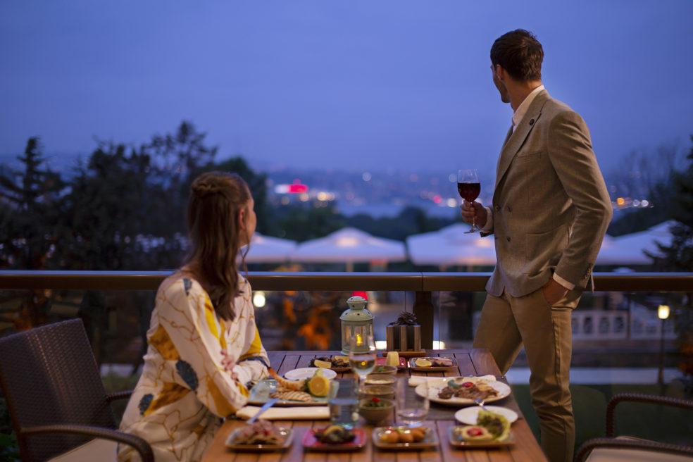 Hotel Photography | Hilton Istanbul Bosphorus