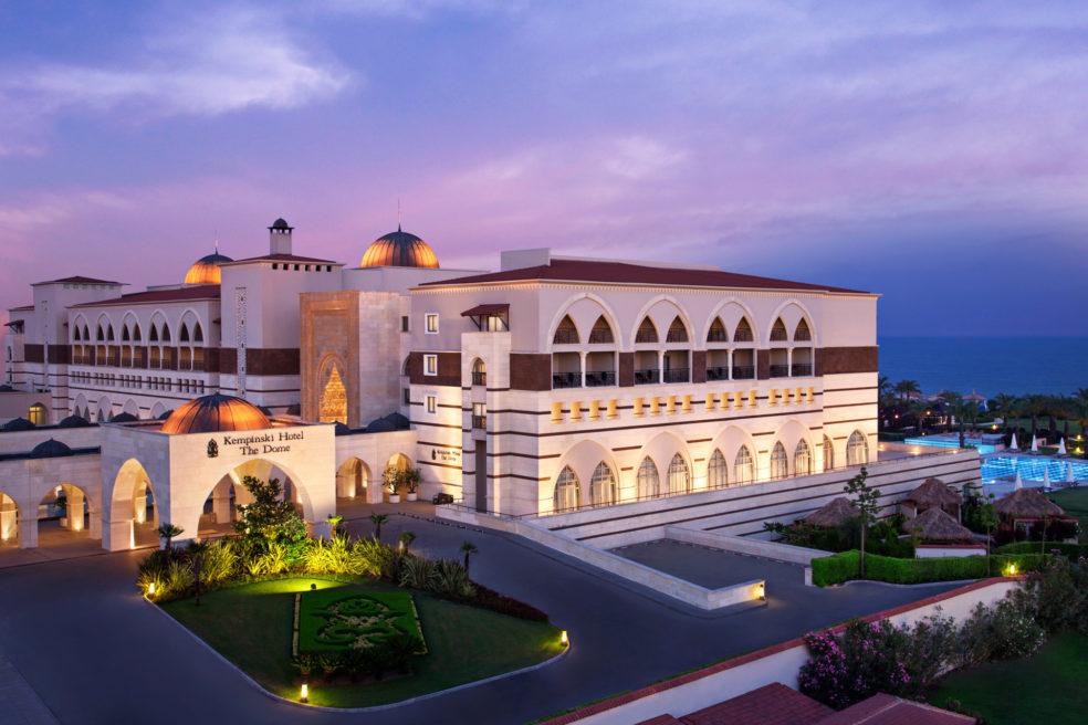 Hotel Photography | Kempinski Hotel The Dome