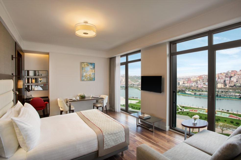 Hotel Photography | Mövenpick Istanbul Golden Horn
