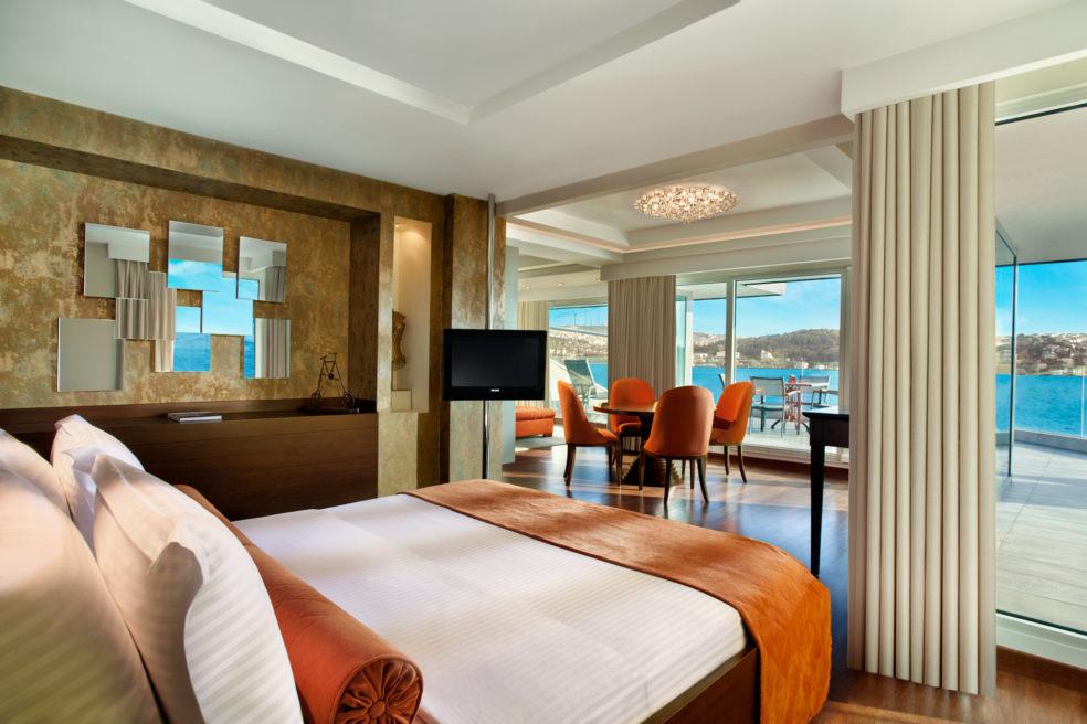Hotel Photography | Radisson Blu Bosphorus