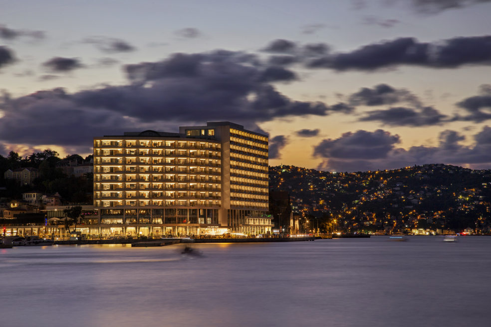 Hotel Photography | The Grand Tarabya Hotel | The Leading Hotels of The World